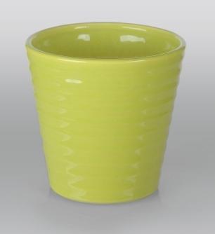 spiralne doniczki z ceramiki