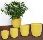 ceramiczne doniczki